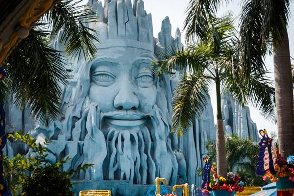 世界一不思議なテーマパーク!スイティエン公園への行き方@ベトナム【海外観光情報】