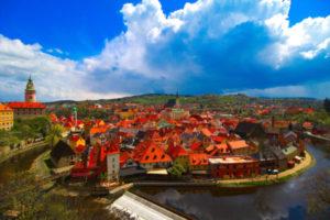 川に囲まれた絶景の街!世界遺産「チェスキークルムロフ」を推したい!@チェコ【海外観光情報】