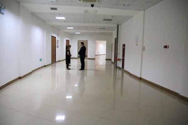 タジキスタン図書館