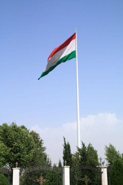 タジキスタン国旗