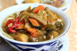 ウズベキスタンで食べた夏限定のラグマン「シュヴィットオシュ」ウズベキスタン料理のまとめ【海外グルメ情報】