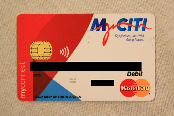 mycitiカード