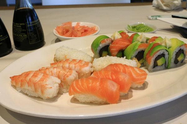 ケープタウンで寿司食べ放題ができる店「Active sushi」を紹介@南アフリカ【海外グルメ情報】