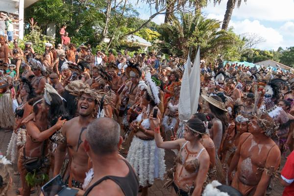 イースター島 祭り