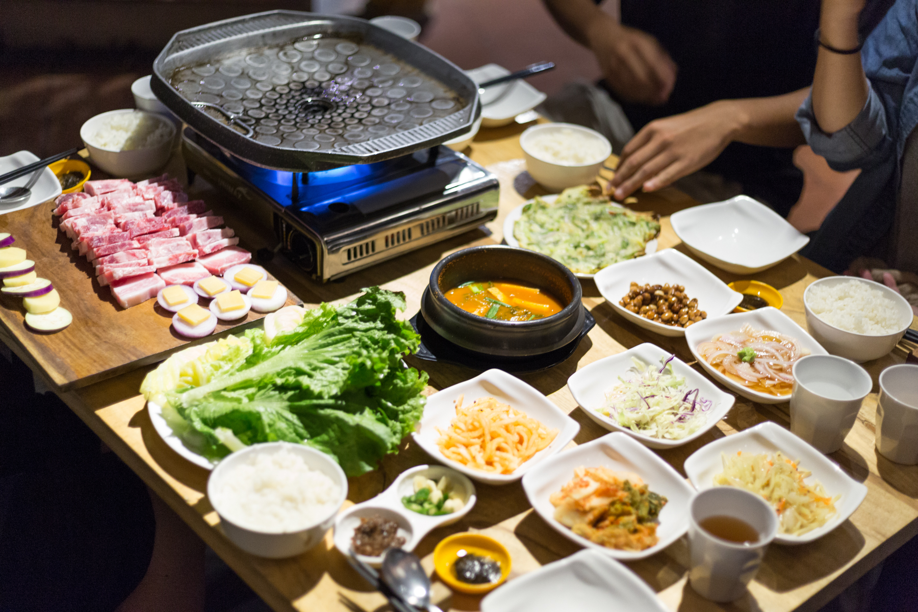 Natssul Korean Restaurant